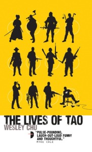 Wesley Chu's The Lives of Tao