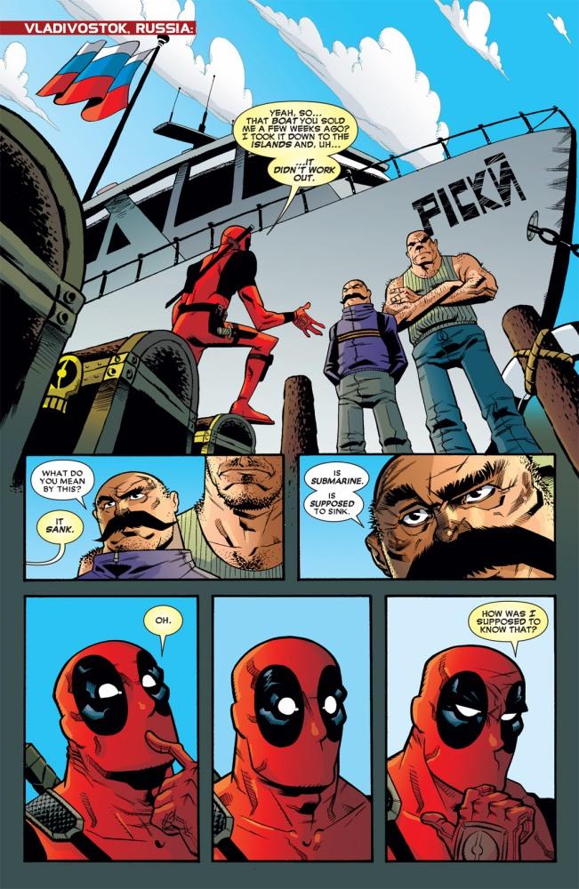 Deadpool: X Marks The Spot (2/2)