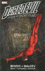 Daredevil: Ultimate Collection Vol 1 (Bendis/Maleev)