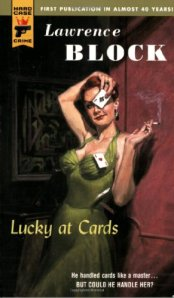 Lucky At Cards - Lawrence Block