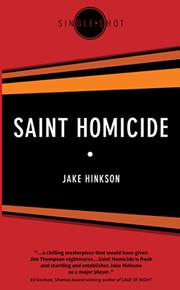 Saint Homicide by Jake Hinkson