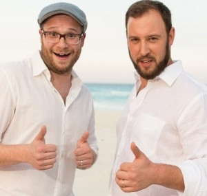 Seth Rogen & Evan Goldberg