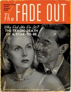 The Fade Out #1 - Brubaker/Phillips