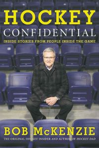 Hockey Confidential by Bob McKenzie