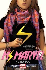 Ms. Marvel: No Normal