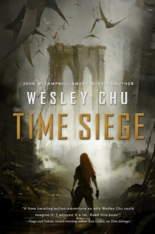 Time Siege by Wesley Chu