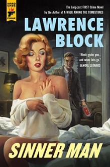Sinner Man by Lawrence Block